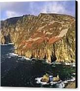 Slieve League, Co Donegal, Ireland Canvas Print