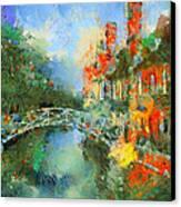 Stamford Bridge Canvas Print