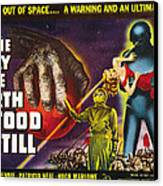The Day The Earth Stood Still, 1951 Canvas Print