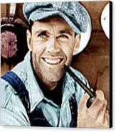 The Grapes Of Wrath, Henry Fonda, 1940 Canvas Print by Everett