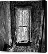 The Hiding Artist Canvas Print by Jerry Cordeiro