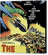 The Lost Missle, 1958 Canvas Print by Everett