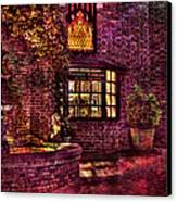 The Village Of Light Canvas Print by Marc Parker