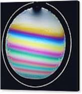 Thin Film Interference Canvas Print