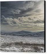 Towards Gradbach Canvas Print