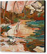 West Fork Canvas Print