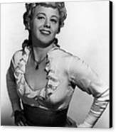 Winchester 73, Shelley Winters, 1950 Canvas Print