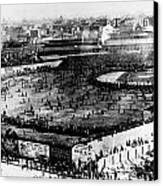 World Series, 1903 Canvas Print