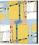 Urban Abstract San Diego Canvas Print