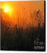 Sunset Canvas Print by Odon Czintos