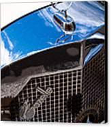 1929 Mercedes Ssk Gazelle Roadster Canvas Print