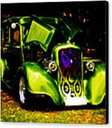 1933 Plymouth Hot Rod Canvas Print