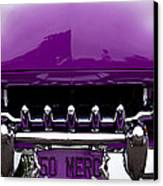 1950 Mercury Canvas Print