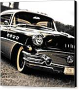 1956 Buick Super Series 50 Canvas Print by Phil 'motography' Clark
