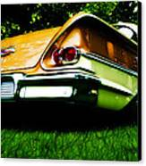 1958 Chevrolet Delray Canvas Print by Phil 'motography' Clark
