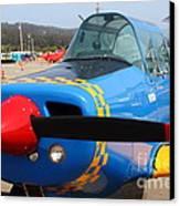 1958 Morrisey 2150 Cn Fp2 Aircraft 7d15835 Canvas Print