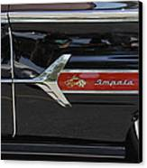 1960 Chevy Impala Canvas Print by Mike McGlothlen