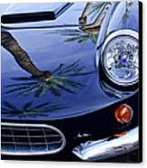 1963 Apollo Front End 2 Canvas Print by Jill Reger