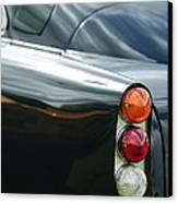 1963 Aston Martin Db4 Series V Vantage Gt Tail Light Canvas Print by Jill Reger