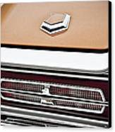 1966 Ford Thunderbird Canvas Print by Gordon Dean II