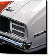 1969 Chevrolet Camaro Indianapolis 500 Pace Car Canvas Print by Gordon Dean II