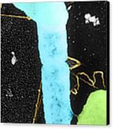 Bacterial Conjugation, Tem Canvas Print