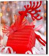 Christmas Gift Canvas Print