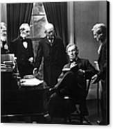 Film Still: Abraham Lincoln Canvas Print