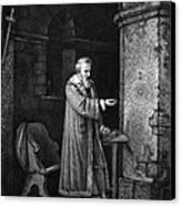 Galileo Galilei (1564-1642) Canvas Print by Granger