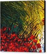 Grass Canvas Print by Shilpi Singh