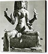 Kali Canvas Print by Photo Researchers