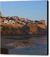 Kasbah Des Oudaias, Rabat Canvas Print by Axiom Photographic