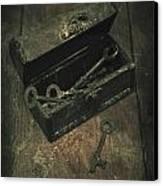 Keys Canvas Print by Joana Kruse