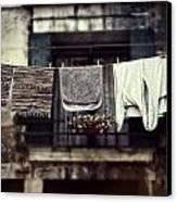 Laundry Canvas Print by Joana Kruse