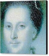 Martha Washington, American Patriot Canvas Print
