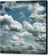 My Sky Your Sky  Canvas Print
