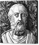 Plato, Ancient Greek Philosopher Canvas Print