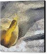 The Flower Canvas Print by Odon Czintos