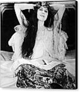 Theda Bara (1885-1955) Canvas Print by Granger