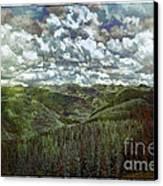 Vail Vista Canvas Print by Madeline Ellis