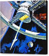 2001 A Space Odyssey, Aka 2001 Una Canvas Print by Everett
