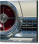 1963 Ford Galaxie Canvas Print