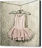 Ballet Dress Canvas Print by Joana Kruse