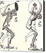 Biomechanics Canvas Print by Science Source