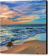 Burns Beach Wa Canvas Print by Imagevixen Photography