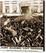 Fanny Elssler 1810-1884, Austrian Canvas Print by Everett