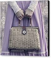 Handbag Canvas Print by Joana Kruse