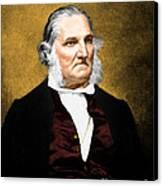John James Audubon, French-american Canvas Print