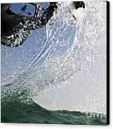 Kitesurfing Board Canvas Print