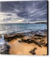 Point Peron Wa Canvas Print by Imagevixen Photography